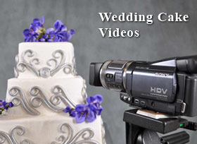 The Cake Gallery Omaha is an innovator in the field of wedding cake videos. View 100 wedding cakes rotate 360degrees. More are added monthly